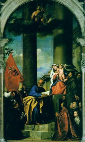 Madonna Pesaro